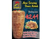 Staff Required Chicken Shop Doner Kebab Etc