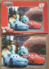 Disney Lightning McQueen Jigsaw Puzzle