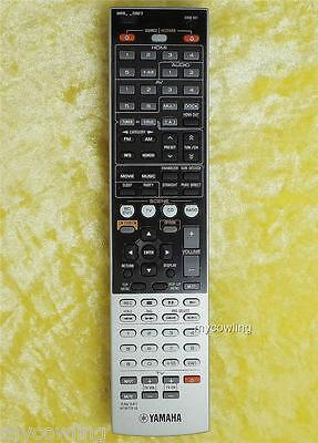 Original YAMAHA REMOTE CONTW RAV341 T92770US RX-A800  RX-V867 RX-V771 RX-A1000