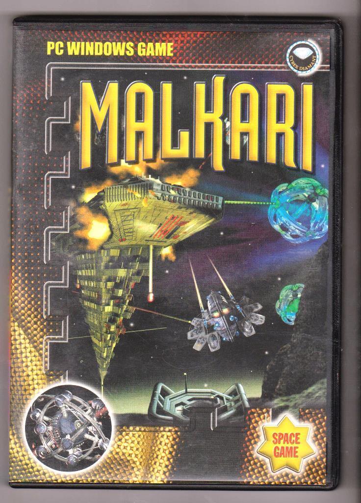 Malkari Science-Fiction Klassiker PC Spiel