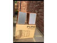 PURE legato 2 speakers