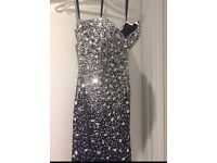 STUNNING EMBELLISHED BALL GOWN 6-8