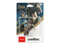 Link Rider Amiibo Legend of Zelda Breath of the Wild