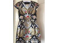 Ted Baker Xmas Dress Size 10/2 New