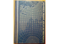 """Readers Digest """"Atlas of the World"""""""