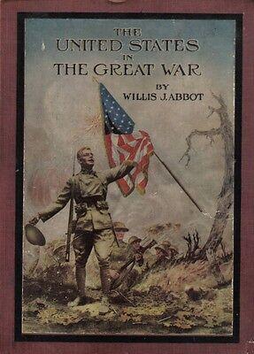 US In The Great War WW1 world war 1