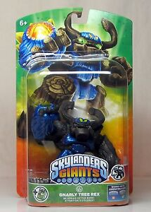 NEW SKYLANDERS GIANTS GNARLY TREE REX - NEW AND UNOPENED