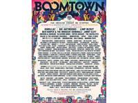 Boomtown ticket 2018