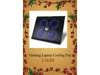 Gaming Laptop Cooling Pad