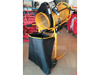360W ELECTRIC ROTARY SIEVE. IDEAL 4 STONE,GRIT,COMPOST,TOPSOILGRAVEL, SOIL SAND