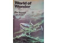 Vintage 1970's 'World of Wonder' magazine edition number 225.