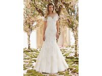 Mori lee 6832 size 22 brand new wedding dress