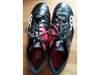 Rugby Boots 'Canterbury' Size 9.5 for Sale