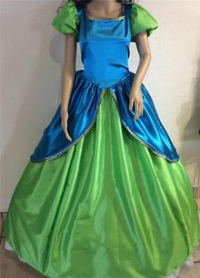 Drizella Cinderella Step Sister Costume Dress Gown Adult, Plus Size Your - Cinderella Costume Plus Size