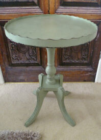 Vintage lamp Table