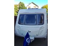Swift Charisma 560, 4 berth single axle caravan 2008 with many extras