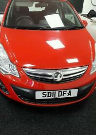 Vauxhall Corsa 1.2 Excite 1.2 16v only 53k miles 11 plate 3 door great condition Part ex welcome