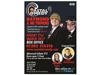 Coastal Comedy - Raymond and Mr Timpkins