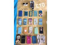 iPhone 4s case bundle