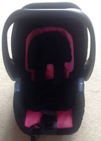 RECARO YOUNG PROFI PLUS BABY CAR SEAT CARRIER