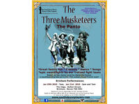 The Three Musketeers The Panto (live theatre in Brixham)