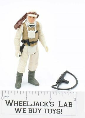 Luke Skywalker Hoth Gear 100% Complete ESB Star Wars Vintage 1980 NO -