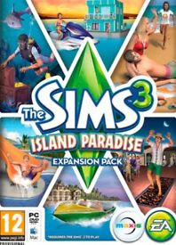 The Sims 3 PC - Island Paradise Expansion Pack