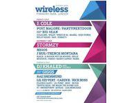 Wireless Friday Ticket - VIP
