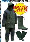Thermopak Thermal Suit Thermo Pak Waterdicht Ademend -20°C