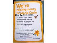 Charity Art Auction Event