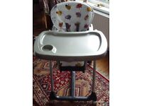 Prima Pappa high chair £20