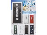 BRAND NEW COMPOSITE DOORS ONLY £549