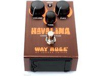 Way Huge Havalina Germanium Fuzz pedal (still boxed/like new)