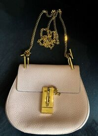 323ddca7bf4 Prada Limited Edition Camel   White Leather Pyramid Frame Bowler Bag ...