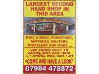 SECOND HAND FURNITURE OF ALL TYPES