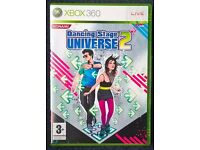 Xbox 360 Dancing Stage Universe 2 DANCE MAT & GAME