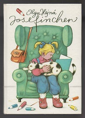 Josefinchen – Olga Hejna  DDR Kinderbuch  Bücherfink mit Inhaltsangabe