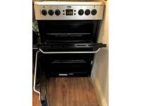 Beko Double Oven Ceramic Cooker
