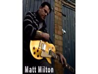 Discount Lessons In Enfield By Pro Guitarist