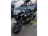 2010 Suzuki bandit 1250 SALO