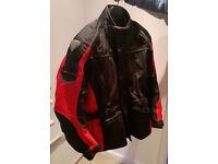 Frank Thomas Textile bikerjacket