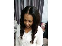 Afro-Caribbean Mobile Hairdresser: Weave and Braid Styling
