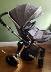 Baby Couture 2in1 Pram/Pushchair