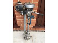 SEAGULL OUTBOARD MOTOR STOOD IN GARAGE FOR LAST APROXX 15 YEARS
