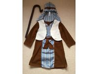 Shepheards costume for child 5-7years old