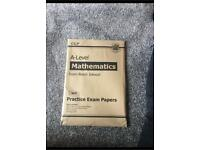 Edexcel A-level maths practice exam paperss