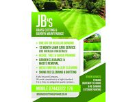 Gardener, Grass Cutting, Hedge Cutting, Garden Clearance, Waste Removal, Fencing, Weed Control