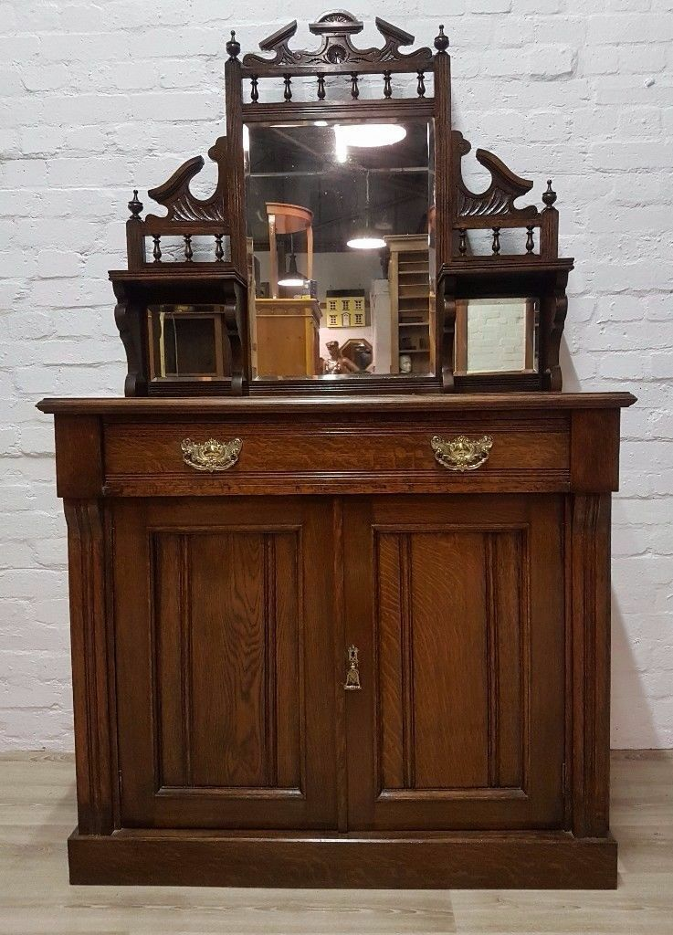 Victorian Oak Dresser/Sideboard (DELIVERY AVAILABLE FOR THIS ITEM OF FURNITURE)