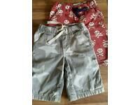 2x Boden Board Shorts aged 4