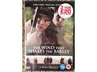 DVD - New/Unopened 'The Wind that Shakes the Barley'